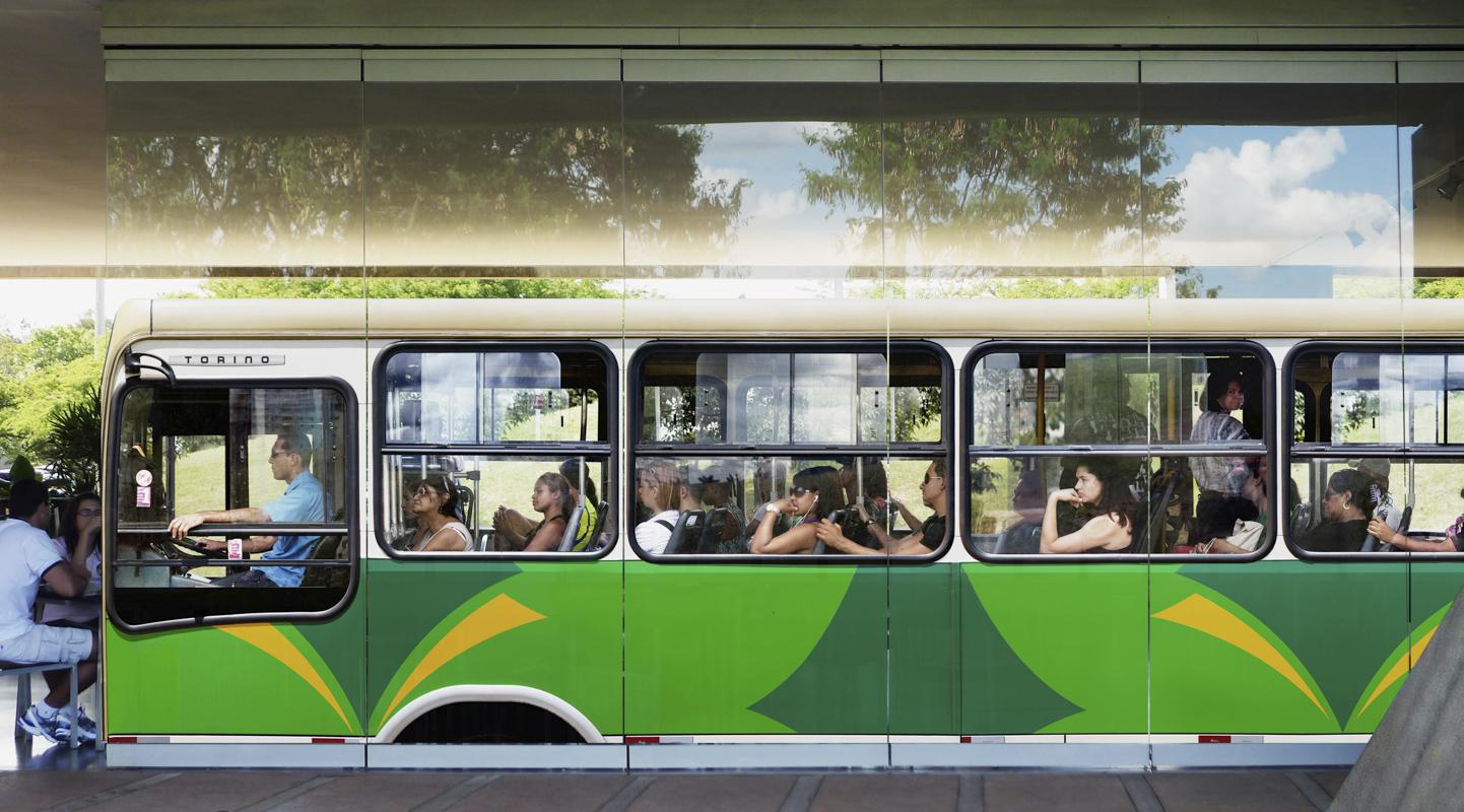 inside-out, Brasilian DF Buses