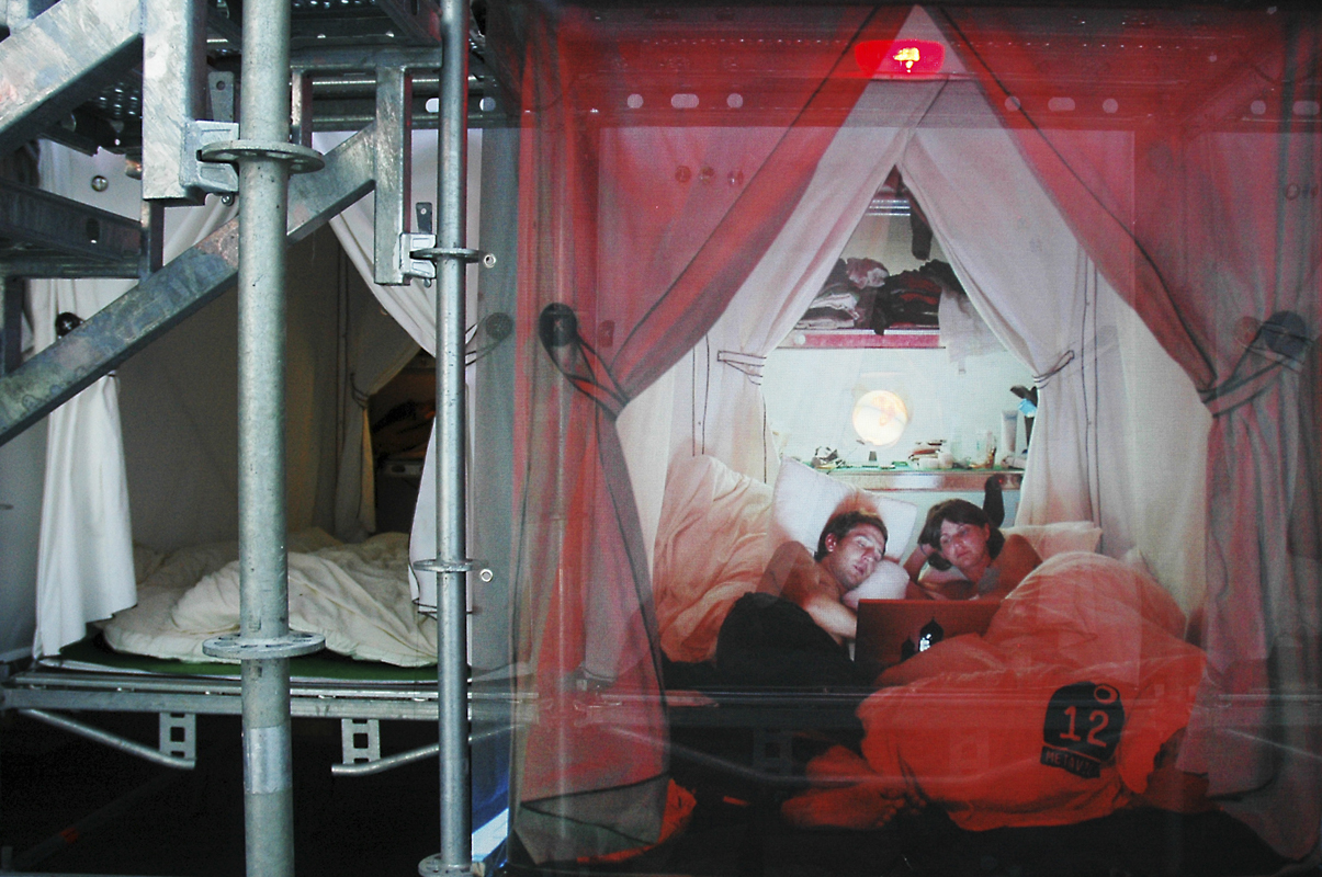 Hotel Metavilla / Exyzt Metavilla, Biennale d'Archi Venise