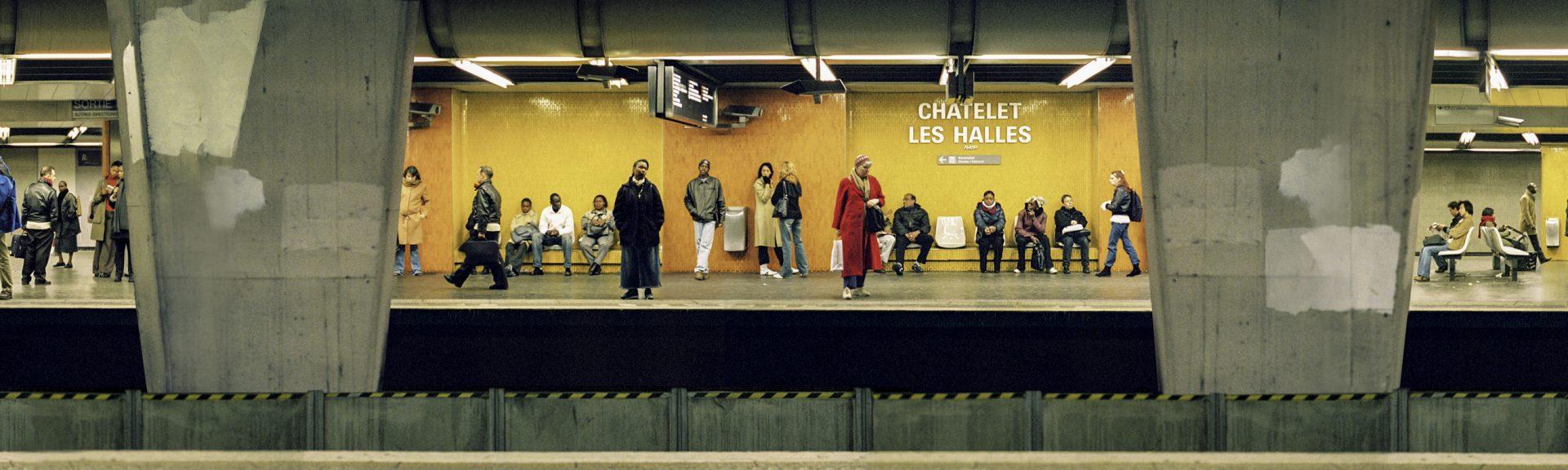 RER Chatelet-les-Halles