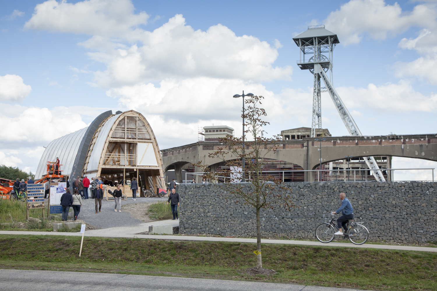 The Arch / ConstructLab Genk 2017